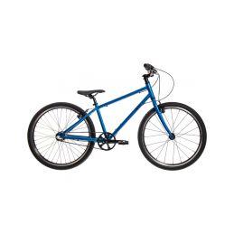 """Bungi Bungi - Dětské kolo 24"""" 3-rychlostní ultra lehké modré - 1"""