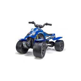 FALK - Šlapací čtyřkolka Racing Team modrá - 1