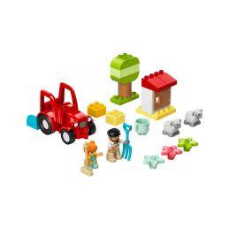 LEGO DUPLO - Traktor a zvířátka z farmy - 1