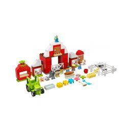 LEGO DUPLO - Stodola, traktor a zvířátka z farmy - 1