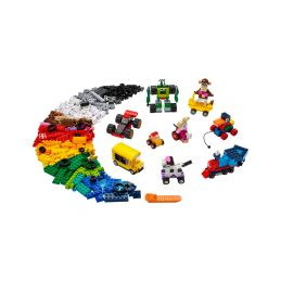 LEGO Classic - Kostky a kola - 1