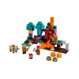 LEGO Minecraft - Podivný les - 1