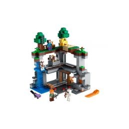 LEGO Minecraft - První dobrodružství - 1