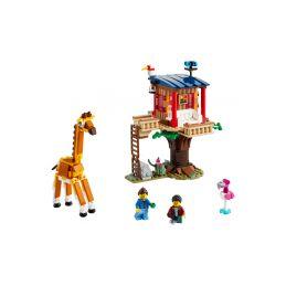 LEGO Creator - Safari domek na stromě - 1
