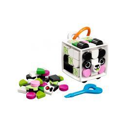 LEGO DOTs - Ozdoba na tašku - panda - 1