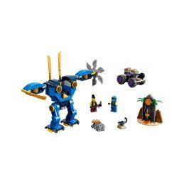 LEGO Ninjago - Jayův elektrorobot - 1