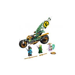 LEGO Ninjago - Lloydova motorka do džungle - 1