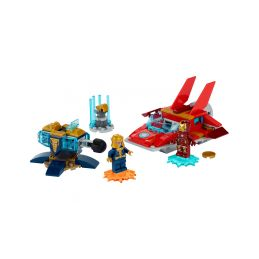 LEGO Super Heroes - Iron Man vs. Thanos - 1