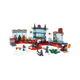 LEGO Super Heroes - Útok na pavoučí doupě - 1