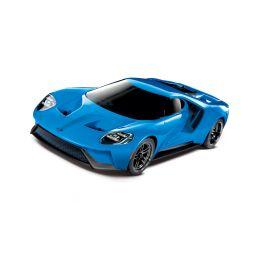 Traxxas Ford GT 1:10 TQi RTR Grabber modrý - 1