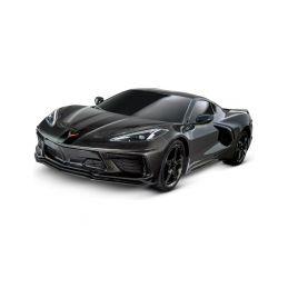 Traxxas Chevrolet Corvette Stingray 1:10 RTR černá - 1