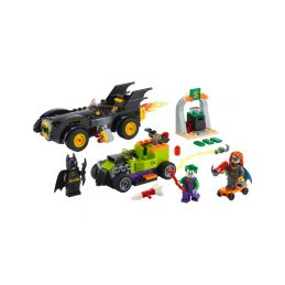 LEGO Super Heroes - Batman vs. Joker: Honička v Batmobilu - 1