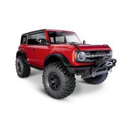 Traxxas TRX-4 Ford Bronco 2021 TQi 1:10 RTR červený - 1