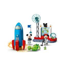 LEGO DUPLO - Myšák Mickey a Myška Minnie jako kosmonauti - 1