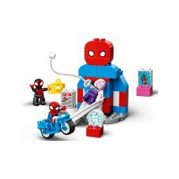 LEGO DUPLO - Základna Spider-Mana - 1