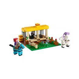 LEGO Minecraft - Koňská stáj - 1