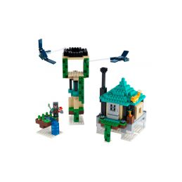 LEGO Minecraft - Věž v oblacích - 1