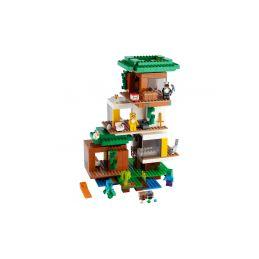 LEGO Minecraft - Moderní dům na stromě - 1