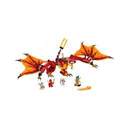 LEGO Ninjago - Útok ohnivého draka - 1