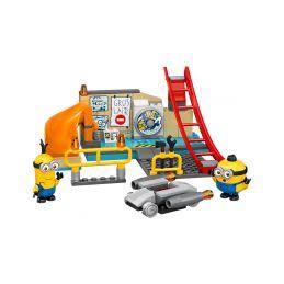 LEGO Minions - Mimoni v Gruově laboratoři - 1