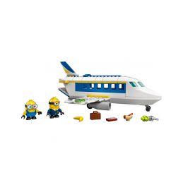 LEGO Minions - Mimoňský pilot v zácviku - 1