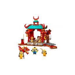 LEGO Minions - Mimoňský kung-fu souboj - 1