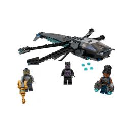 LEGO Super Heroes - Black Panther a dračí letoun - 1