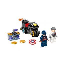 LEGO Super Heroes - Captain America vs. Hydra - 1