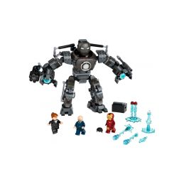 LEGO Super Heroes - Iron Man: běsnění Iron Mongera - 1