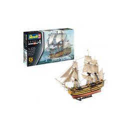 Revell HMS Victory (1:225) (sada) - 1