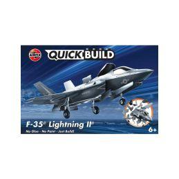 Airfix Quick Build Lockheed F-35B Lightning II - 1