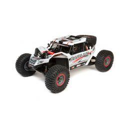 Losi Super Rock Rey V2 1:6 4WD RTR bílá - 1