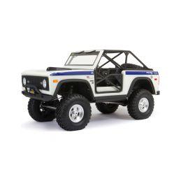 Axial SCX10 III Early Ford Bronco 4WD 1:10 bílý - 1