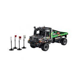 LEGO Technic - Truck trialový vůz Mercedes-Benz Zetros 4x4 - 1