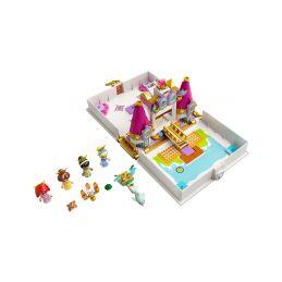 LEGO Disney Princess - Ariel, Kráska, Popelka a Tiana a jejich pohádková kniha dobrodružství - 1