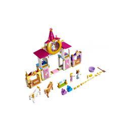 LEGO Disney Princess - Královské stáje Krásky a Lociky - 1