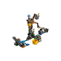LEGO Super Mario - Boj s Reznorem – rozšiřující set - 1