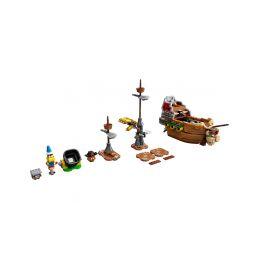 LEGO Super Mario - Bowserova vzducholoď – rozšiřující set - 1