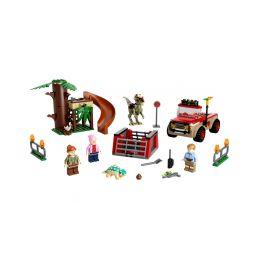 LEGO Jurský Park - Útěk dinosaura stygimolocha - 1