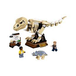 LEGO Jurský Park - Výstava fosílií T-rexe - 1