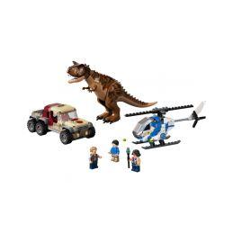 LEGO Jurský Park - Hon na carnotaura - 1