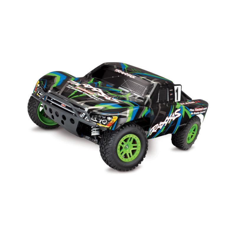 Traxxas Slash 1:10 4WD RTR zelený - 1