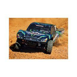 Traxxas Slash 1:10 4WD RTR zelený - 4