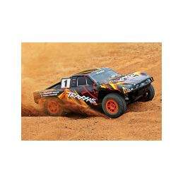 Traxxas Slash 1:10 4WD RTR zelený - 7