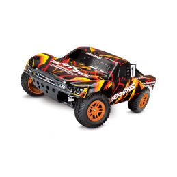 Traxxas Slash 1:10 4WD RTR zelený - 9