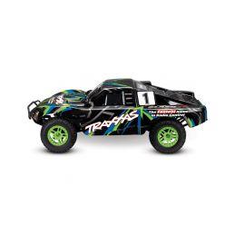 Traxxas Slash 1:10 4WD RTR zelený - 13