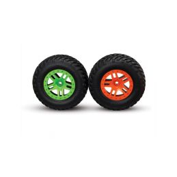 Traxxas Slash 1:10 4WD RTR zelený - 31