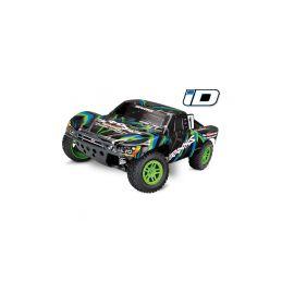 Traxxas Slash 1:10 4WD RTR zelený - 37
