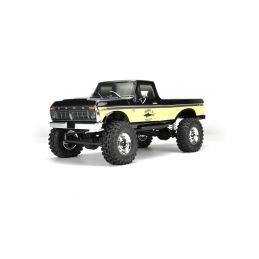 SCA-1E 2.1 FORD F150 truck RTR, černý (rozvor 313mm), Officiálně licencovaná karoserie - 1