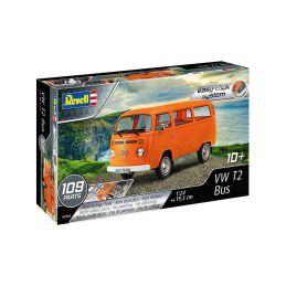 Revell EasyClick - Volkswagen T2 Bus (1:24) - 1